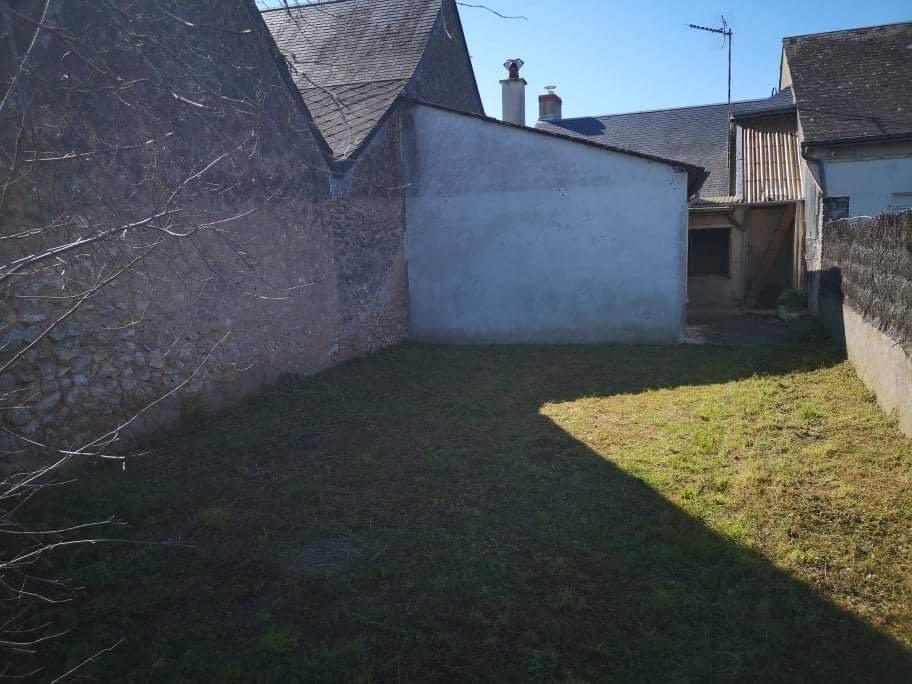 Maison de village à restaurer - Savigné sur Lathan