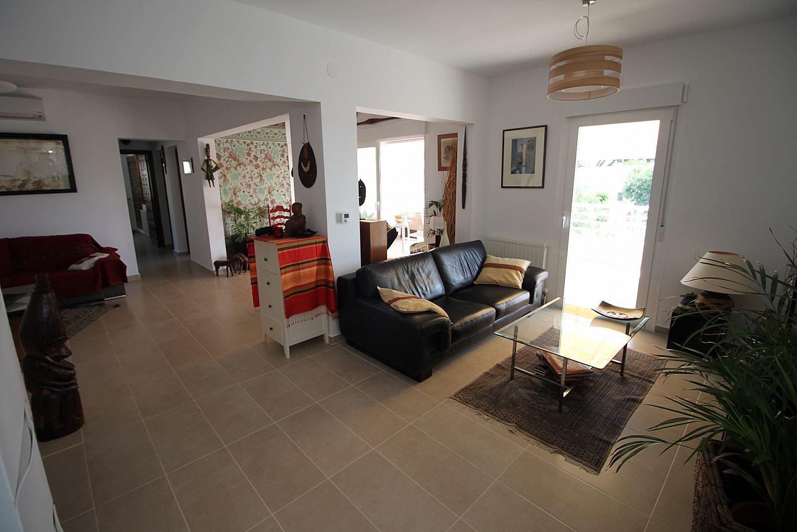 Villa entièrement rénovée à La Fustera.