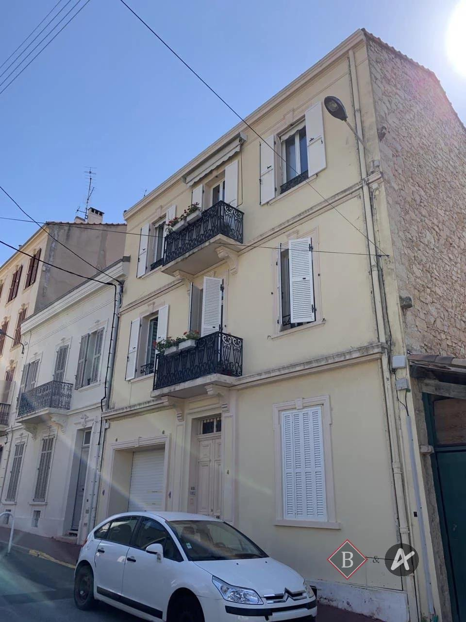 Cannes - Terrefial - Investment building