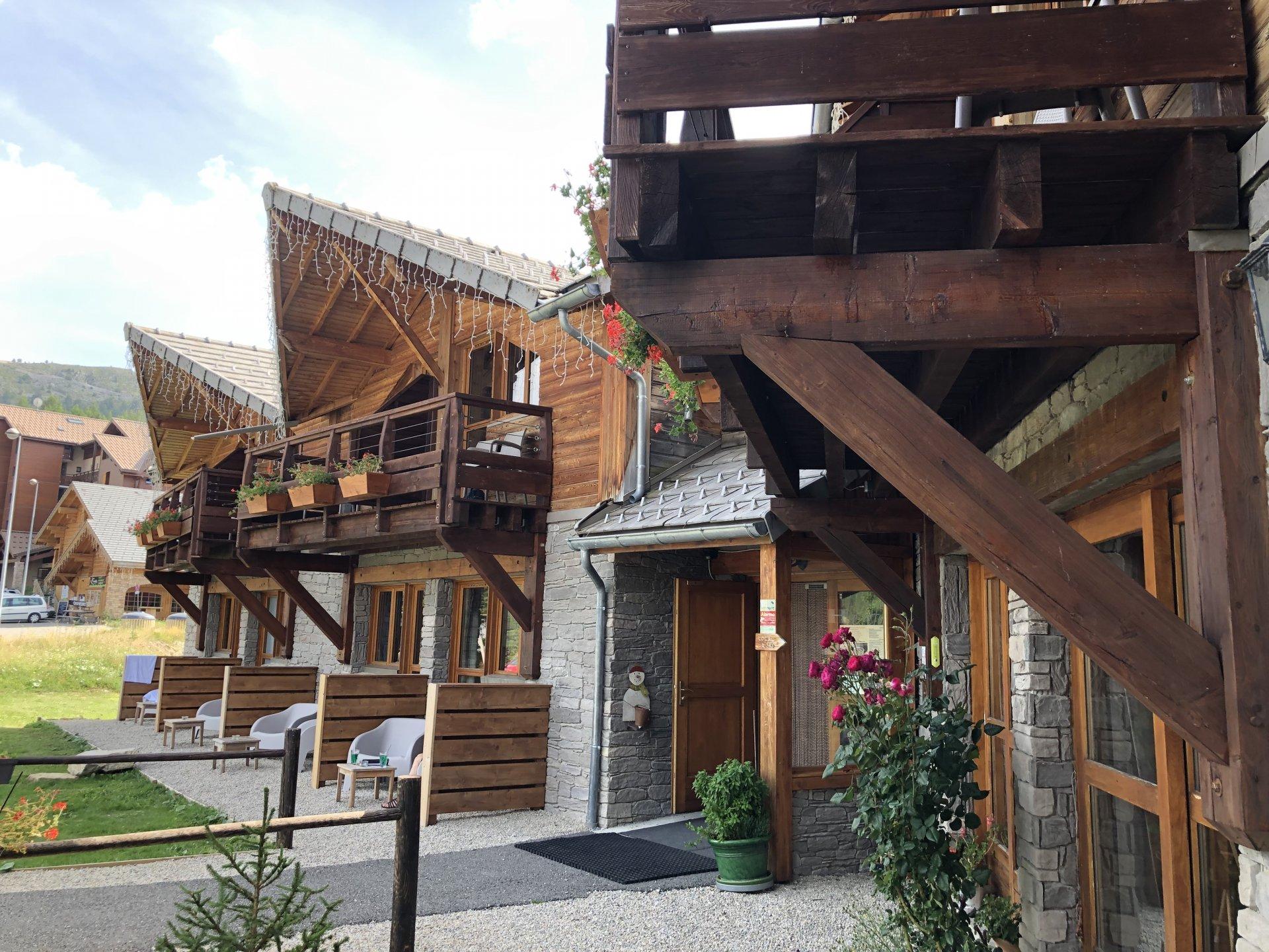 CHALET HOTEL 3* ET RESTAURANT AU PIED DES PISTES DE SKI