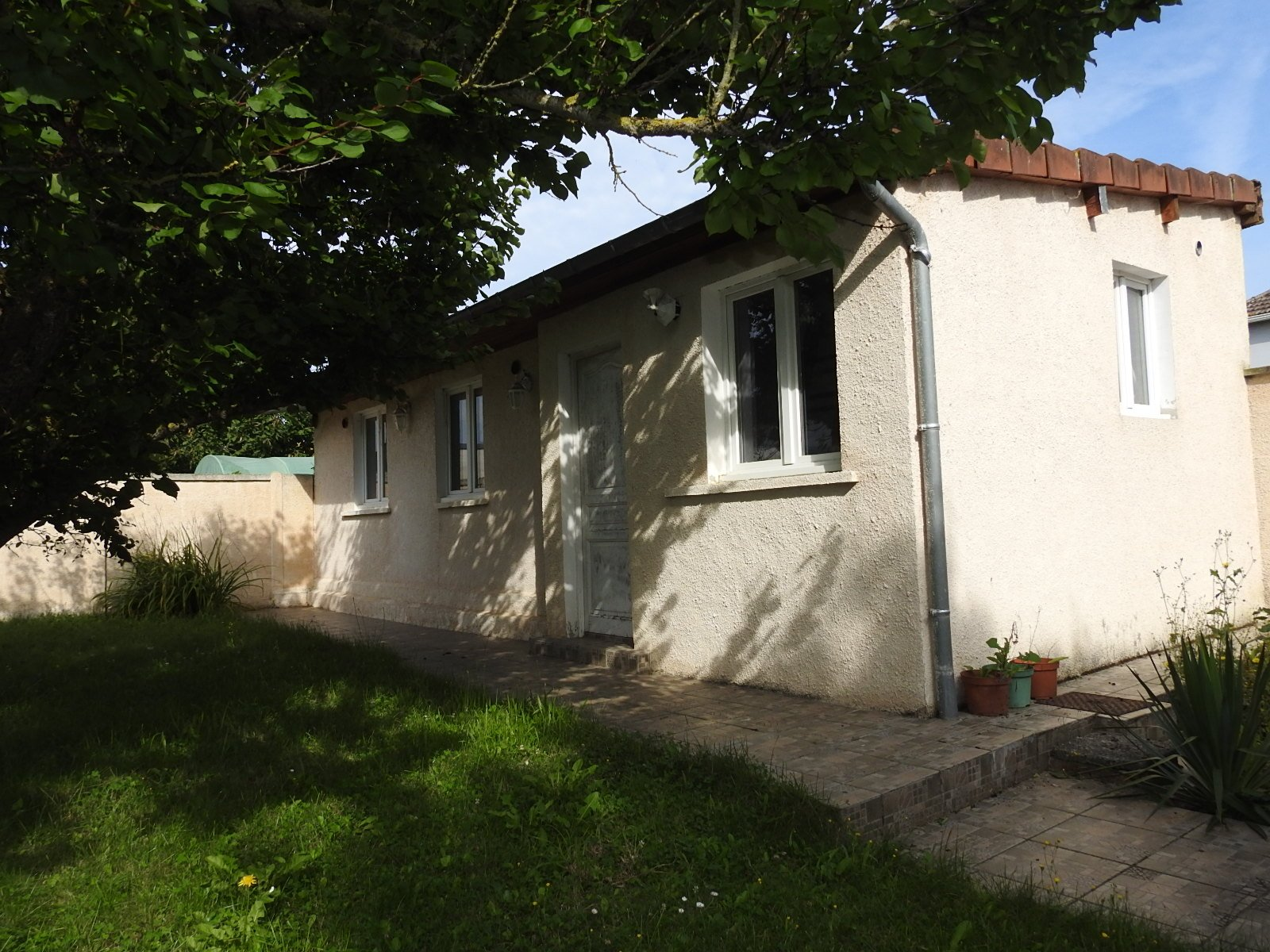 Maison Individuelle T6 avec GARAGE
