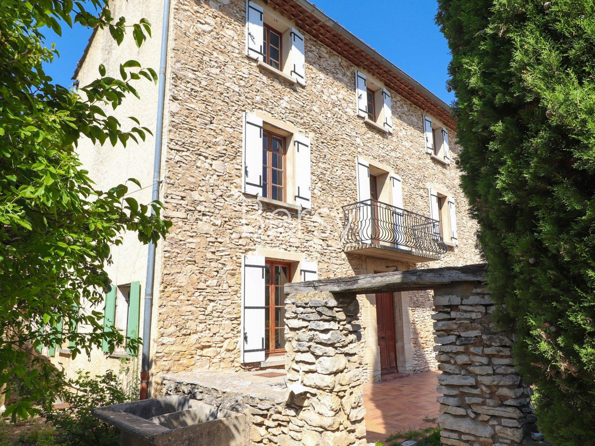 Sale Mas - Villes-sur-Auzon