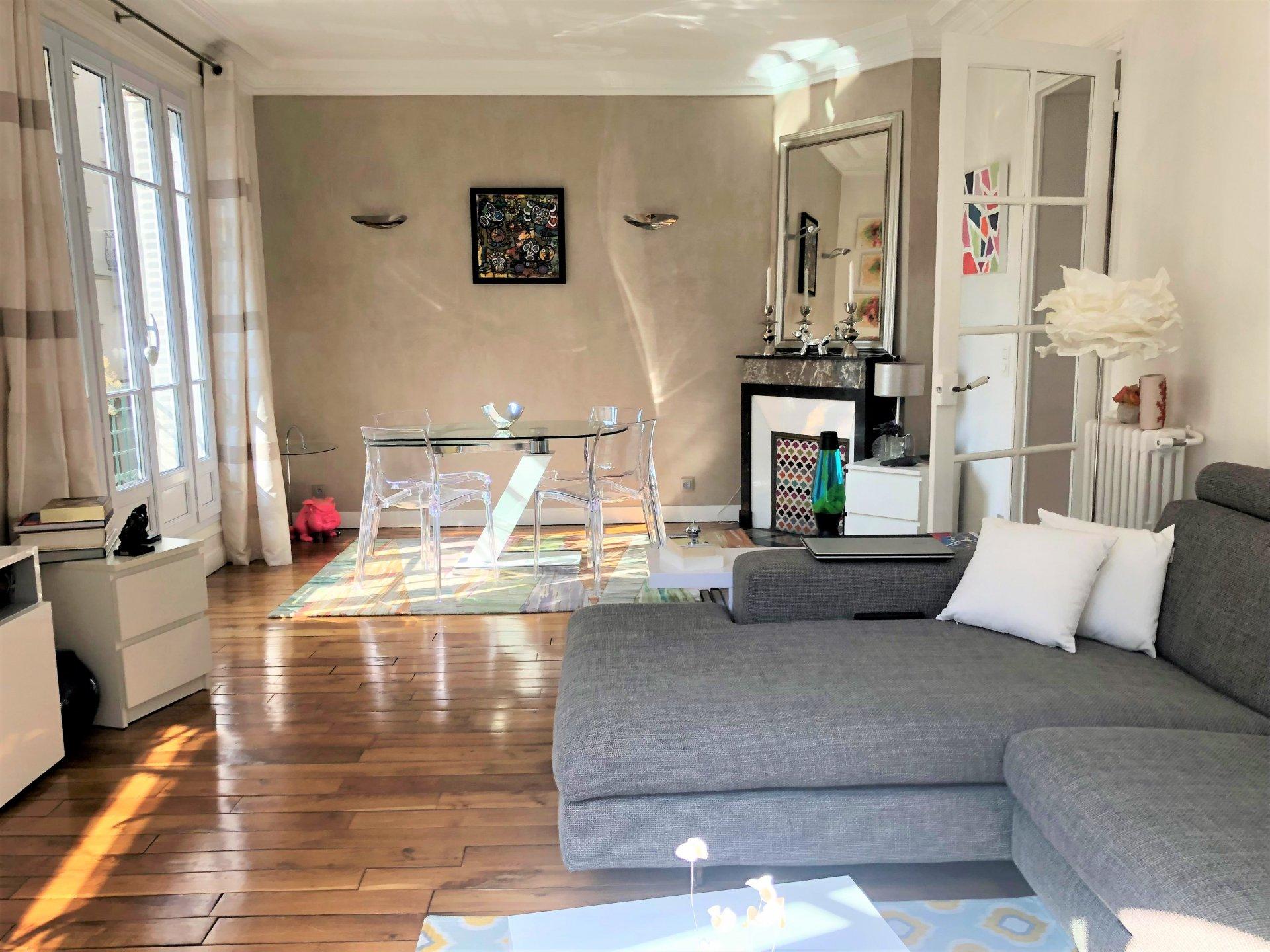 3/4 pièces 75 m² Courbevoie - Bécon