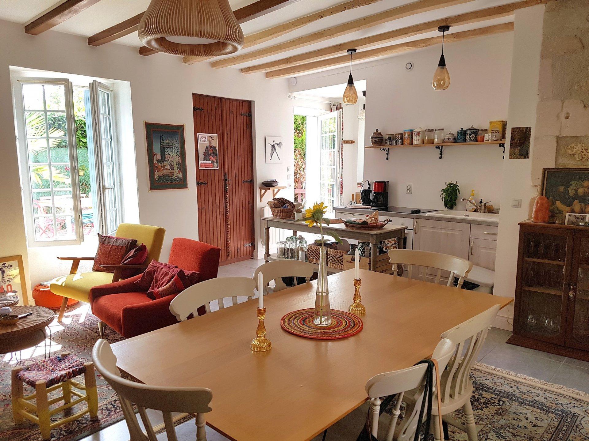 Haus mit Studio zu verkaufen bei La Roche Posay, Vienne 86