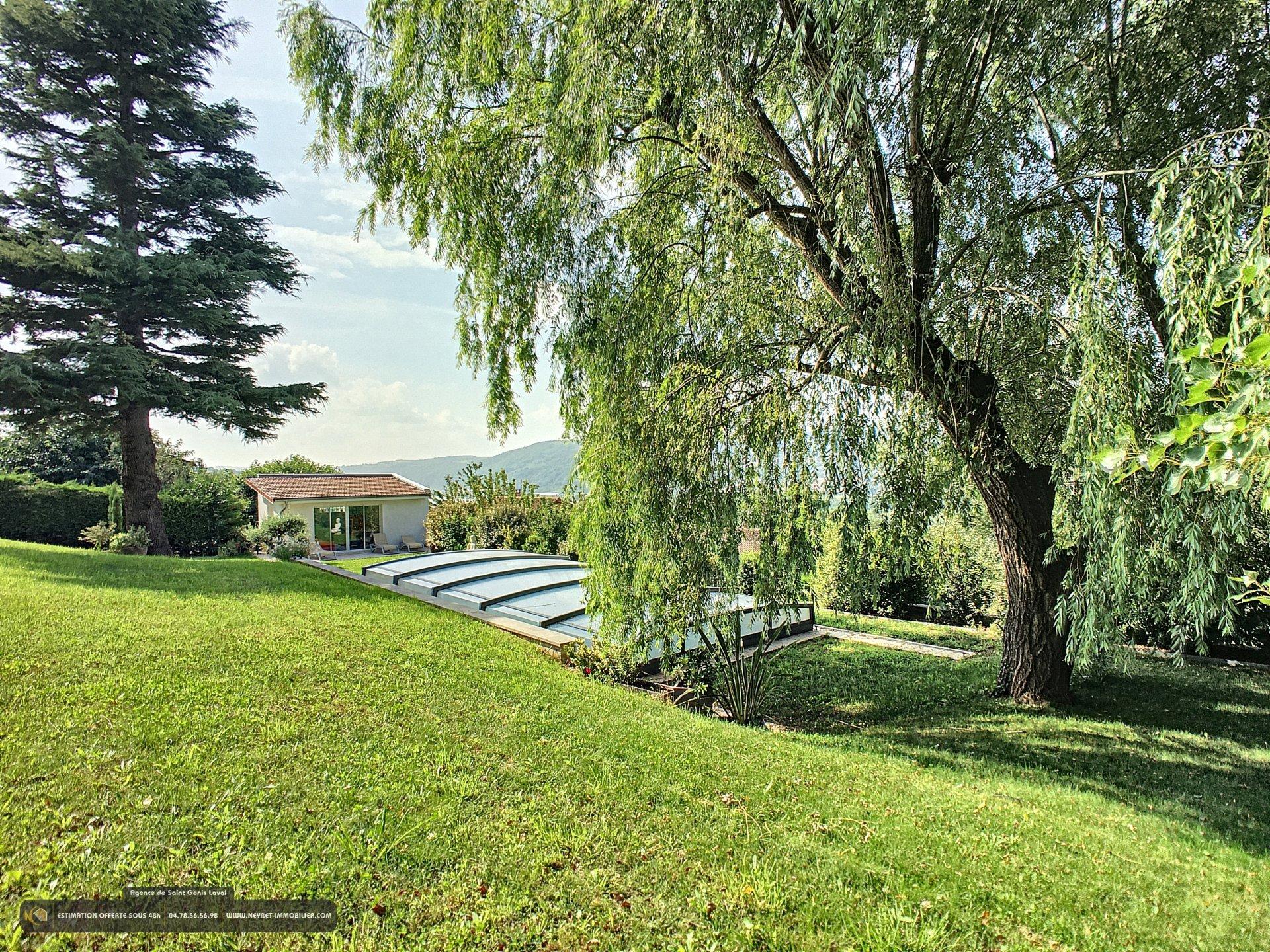Vente Villa - Chasse-sur-Rhône
