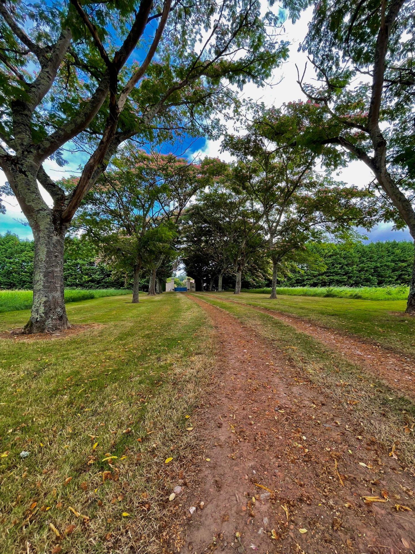 Propriété de caractère sur 3 hectares de terrains