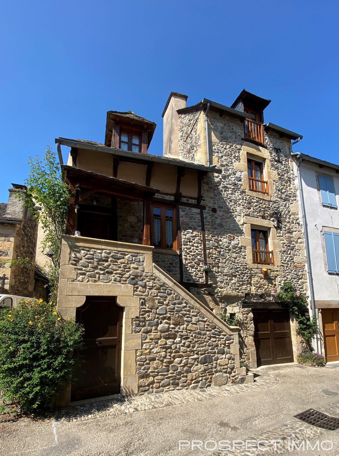 Sale Townhouse - Sainte-Eulalie-d'Olt