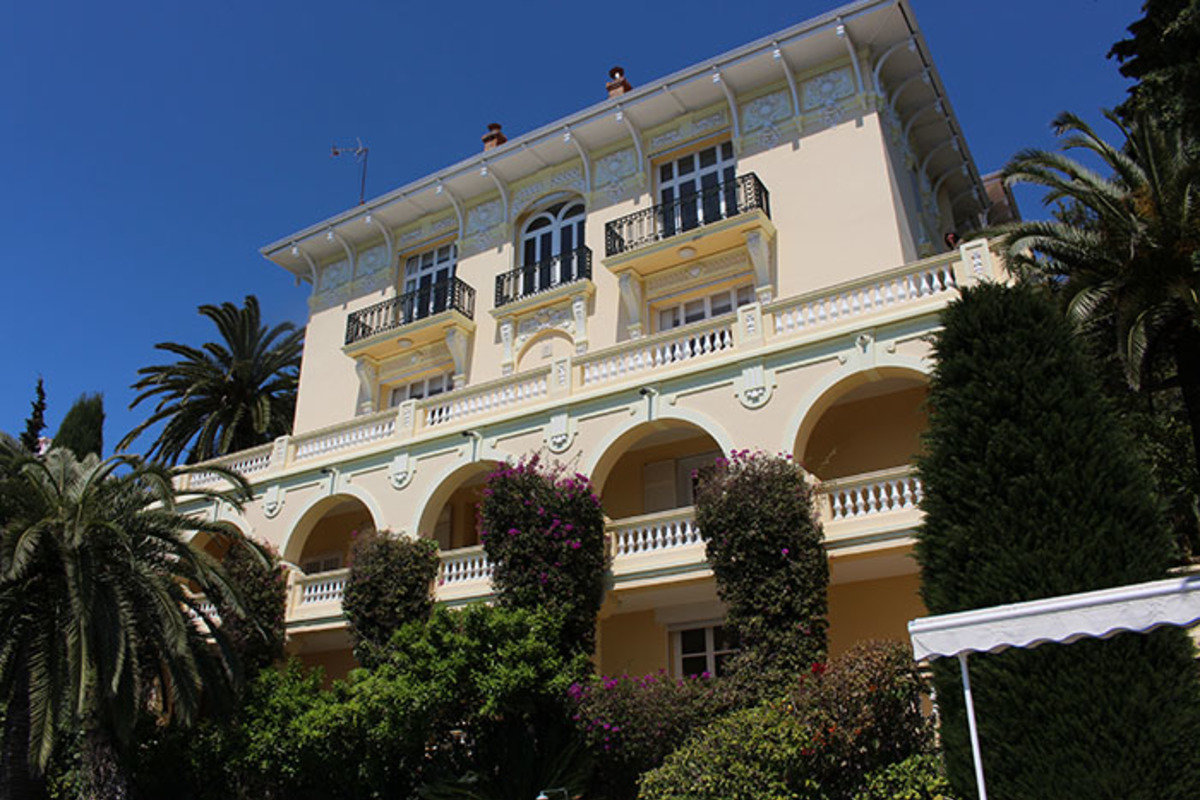 Exquisite Belle Epoque Villa