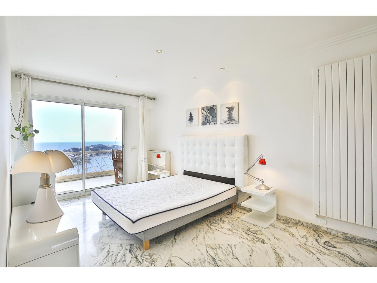 Apartment with fabulous views over Villefranche-sur-mer
