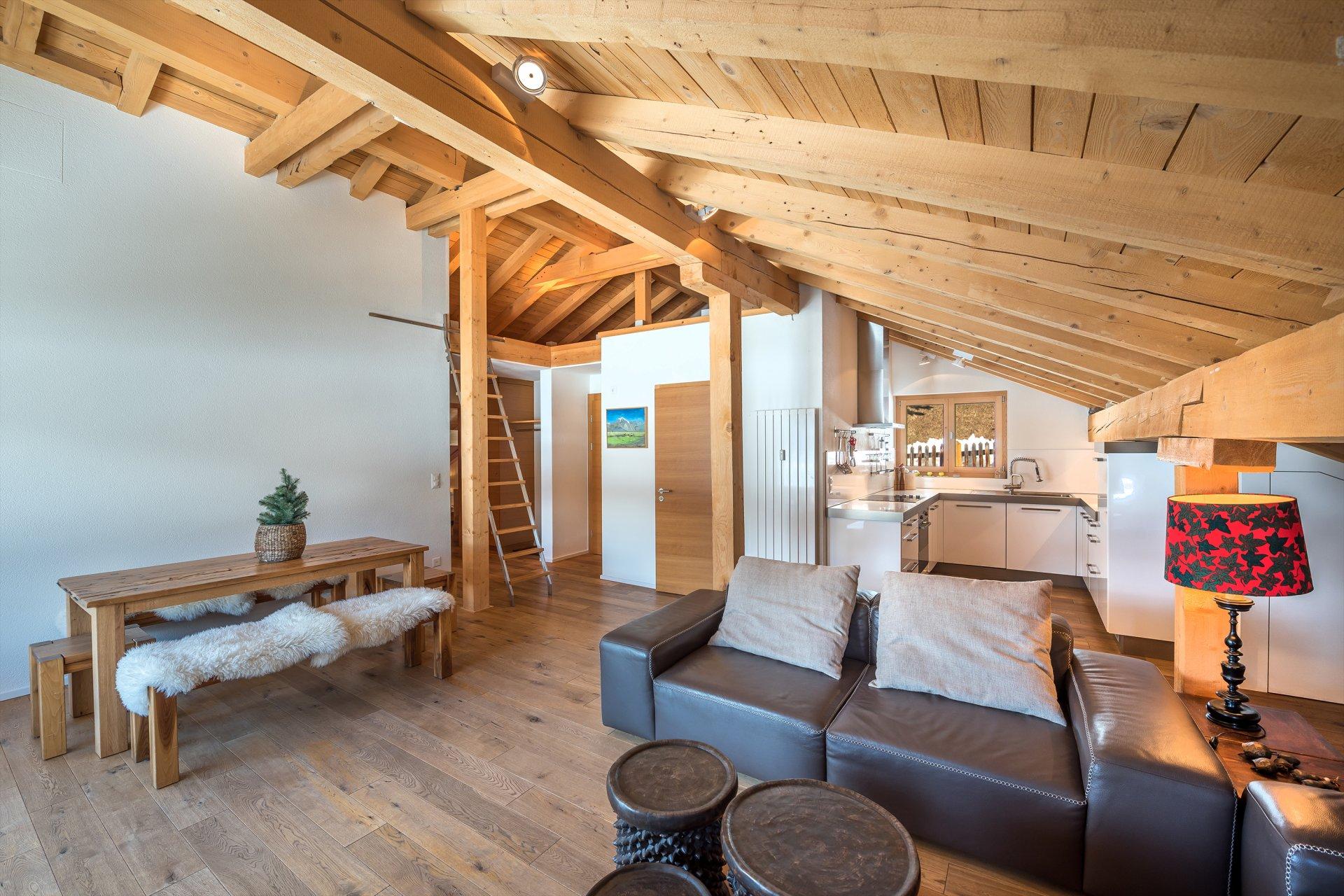 Verkauf Wohnung - Zuoz - Schweiz