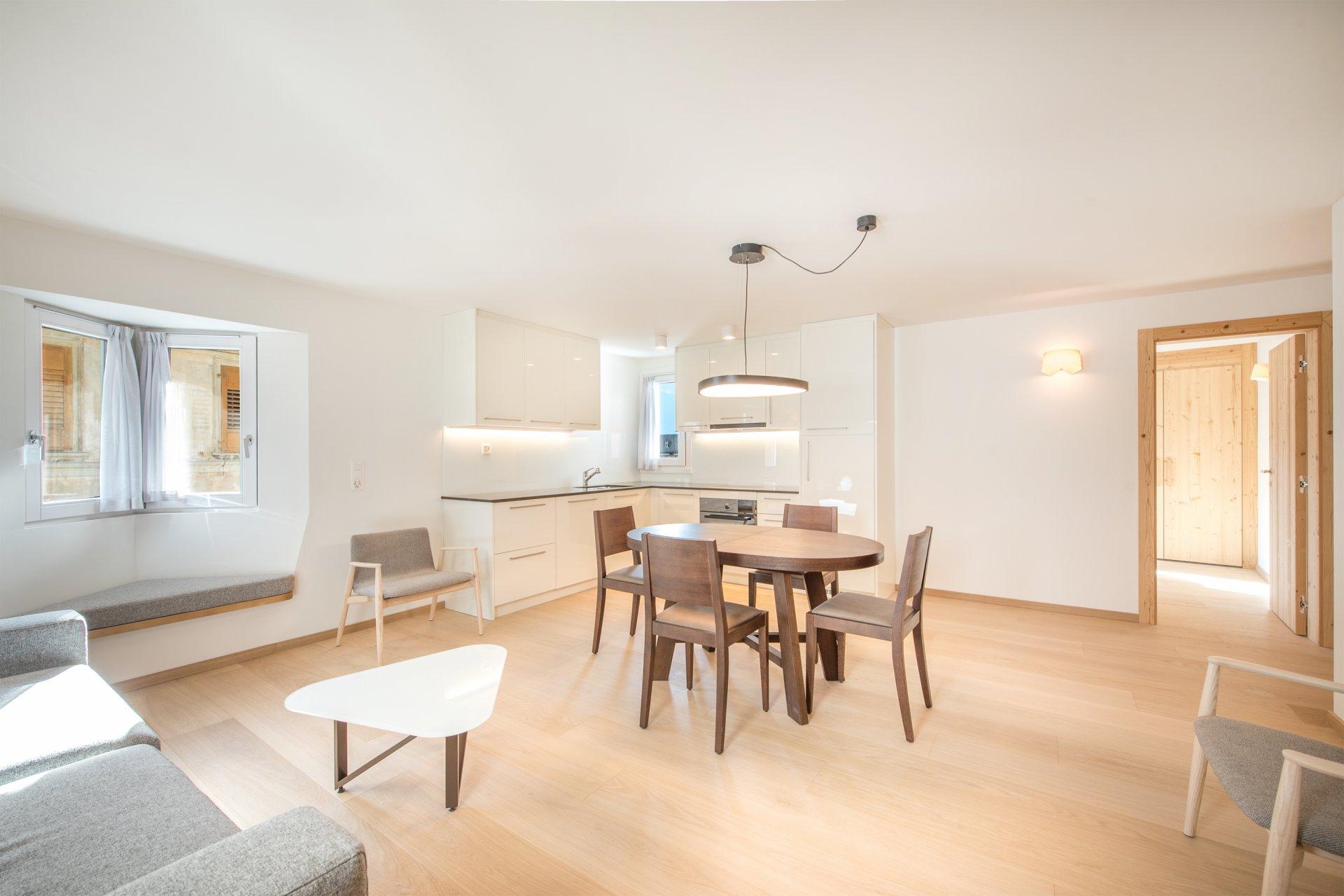 Verkauf Wohnung - Pontresina - Schweiz