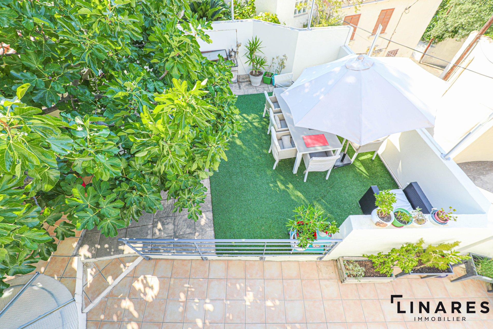 Sale Townhouse - Marseille 7ème Le Roucas Blanc