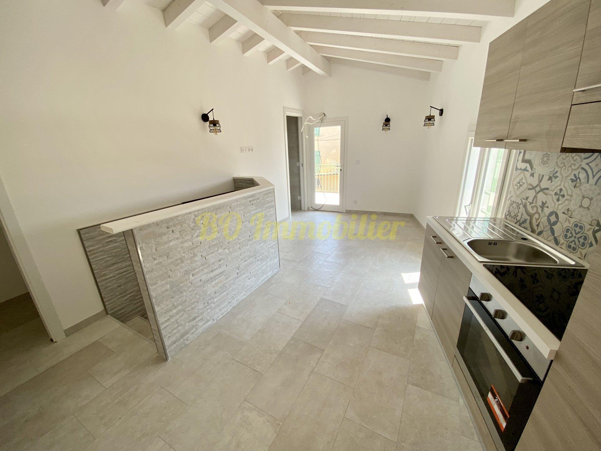 Magnifique 2p de 40m² + terrasse, entièrement refait à neuf