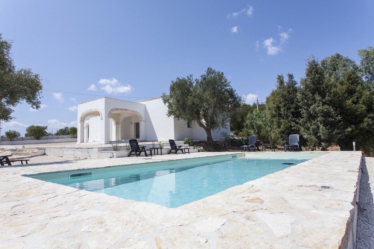 Villa 2 chambres avec piscine à Ostuni