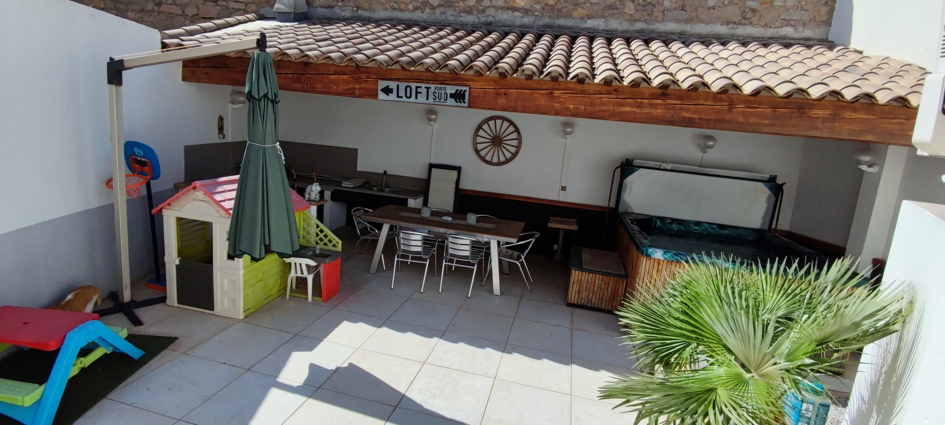 Sale Townhouse - Narbonne REVOLUTION