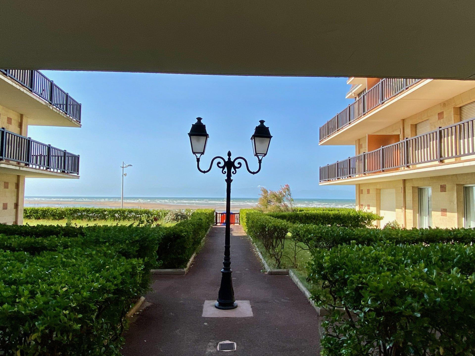 Front de Mer, accès direct plage ...