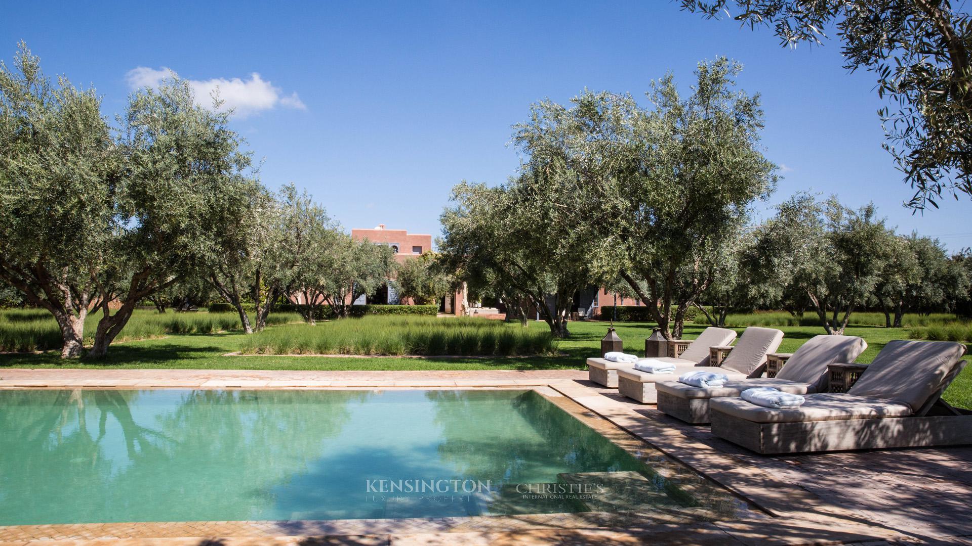 KPPM00471: Villa Abella Luxury Villa Marrakech Morocco