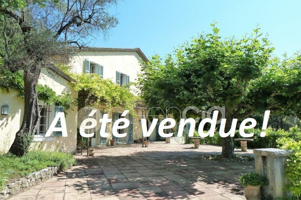 Sale Bastide - Châteauneuf-Grasse
