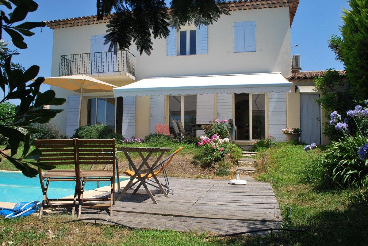 Cannes Villa  4p avec piscine
