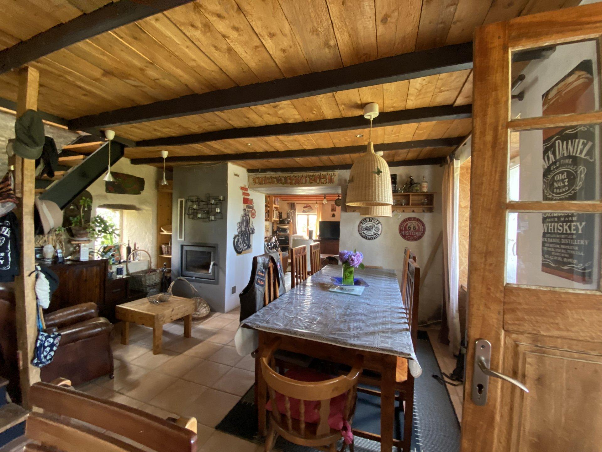 Maison en campagne - SAINT-THEGONNEC