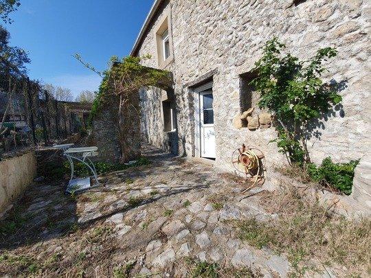 Dpt Gard (30), à vendre SAINT HIPPOLYTE DU FORT maison 83m² ,3 chambres , Terrain 66m²