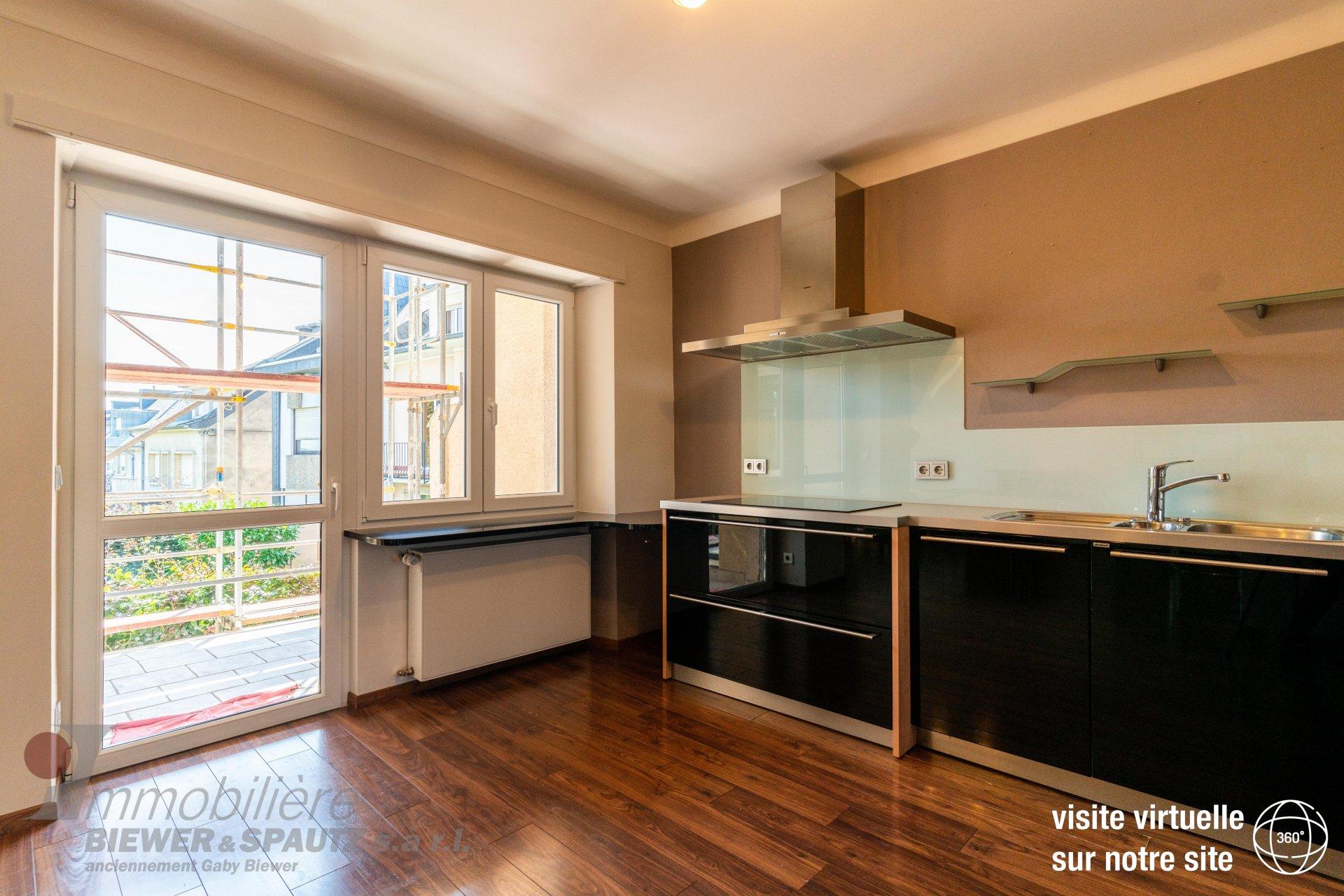 VERMIETET - Wohnung mit 1 Schlafzimmer in Luxembourg - Belair