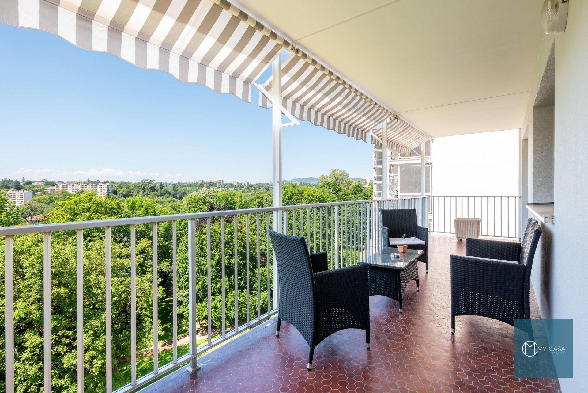 T4 Bis avec balcon TASSIN-LA-DEMI-LUNE