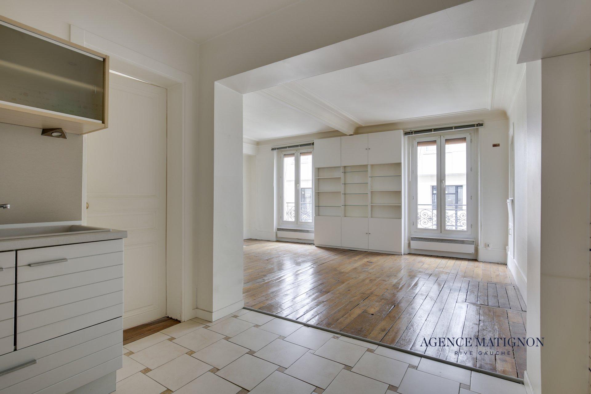 Appartement 2 pièces 47 m² 75018