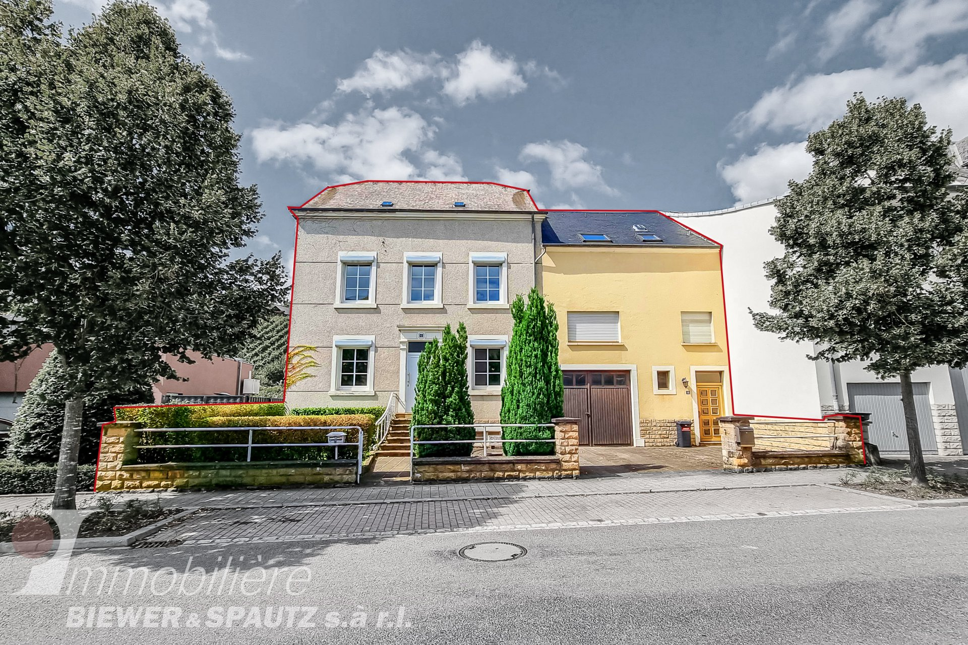UNDER SALES AGREEMENT - house with 9 bedrooms in Bech-Kleinmacher