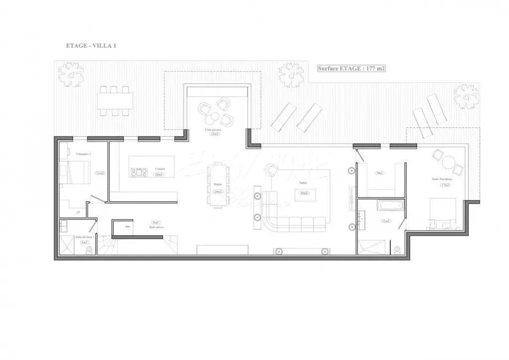 Achat/vente Villa neuve et luxueuse à Mougins