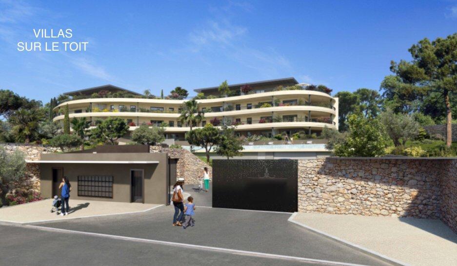 EXCEPTIONNELLE / VILLA SUR LE TOIT / VUE MER / TERRASSE 300 m2