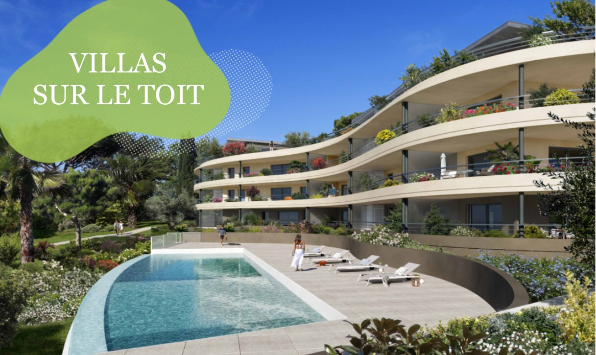 Sale Apartment villa - Nice Fabron