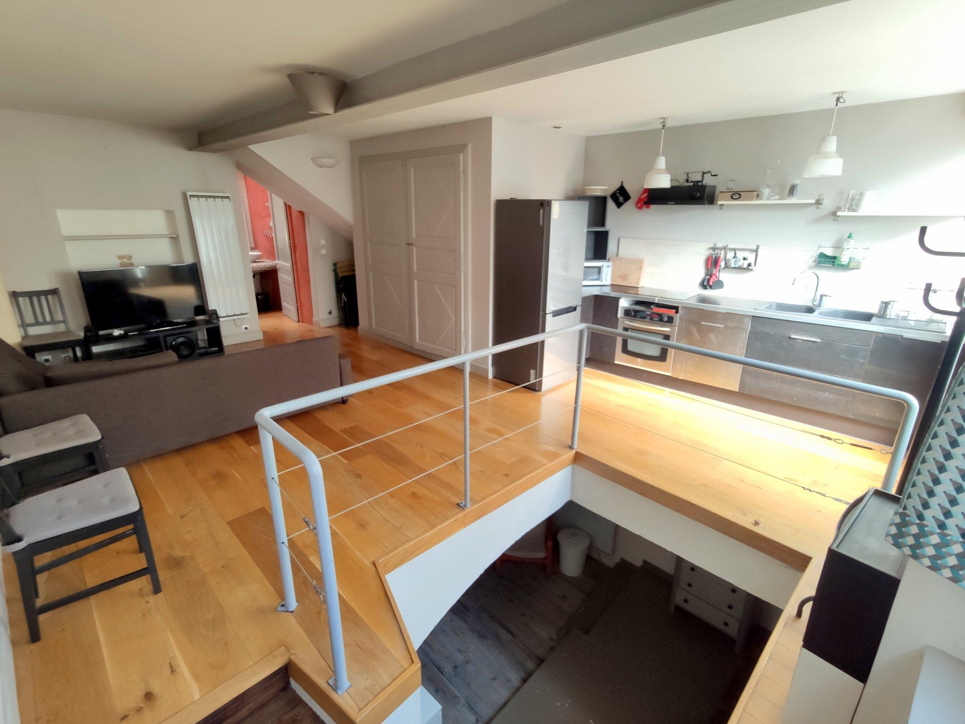 Sale Apartment - Lyon 1er Terreaux