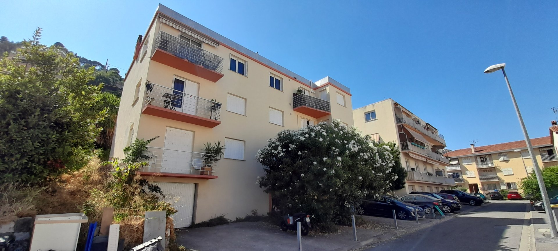 Affitto Appartamento - Nizza (Nice) Saint Sylvestre