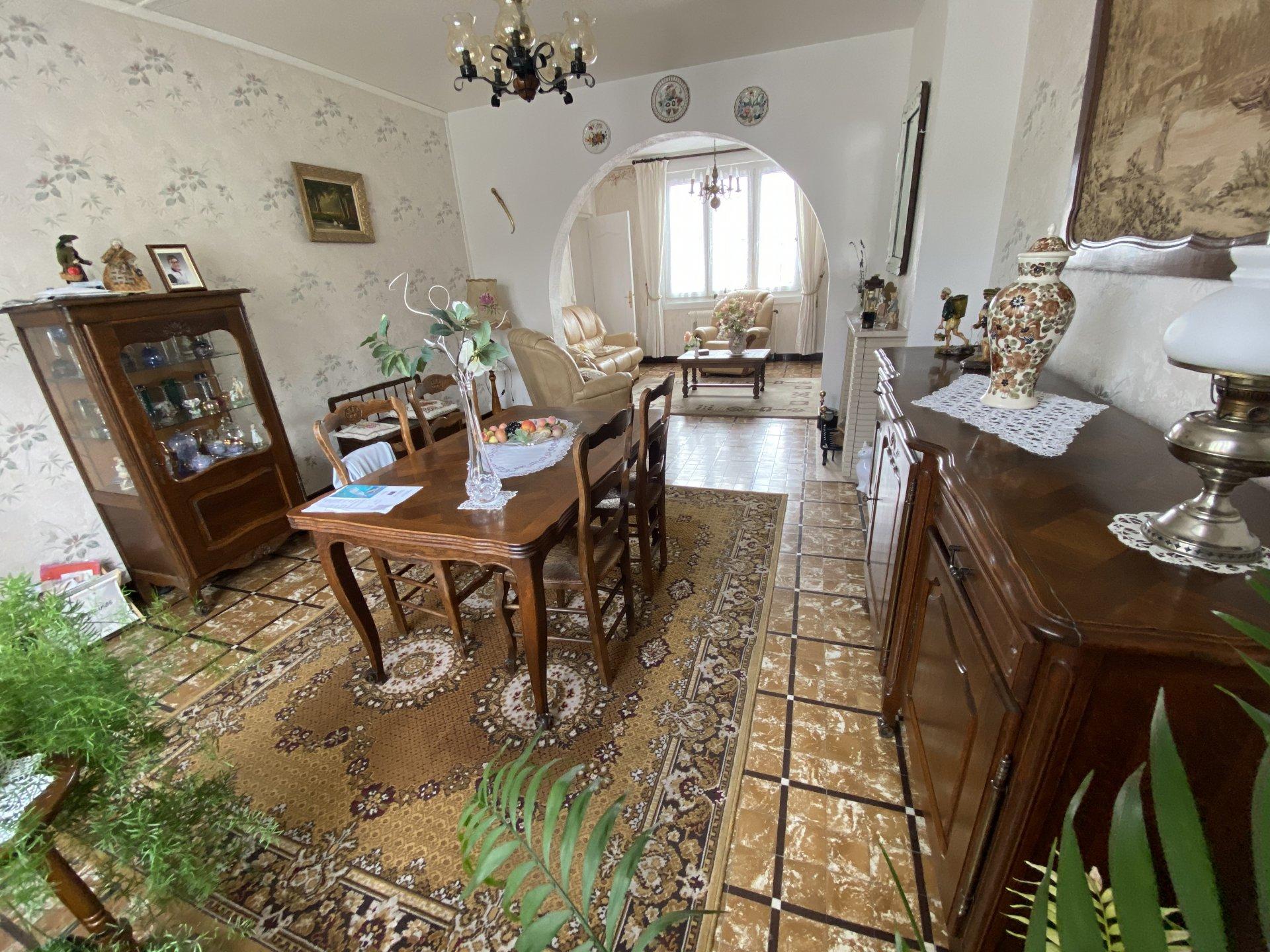 Maison semi-individuelle
