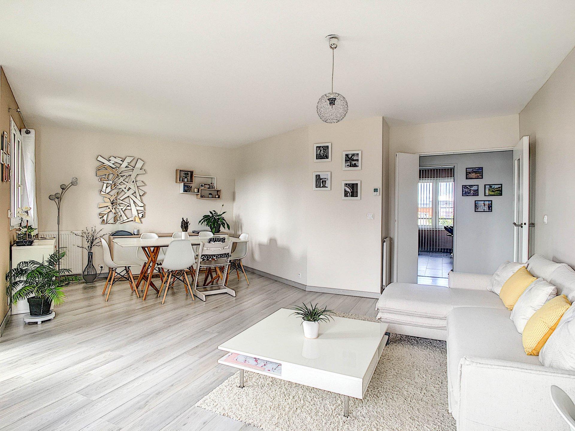 Appartement T3 hyper centre  de 84.5 m²