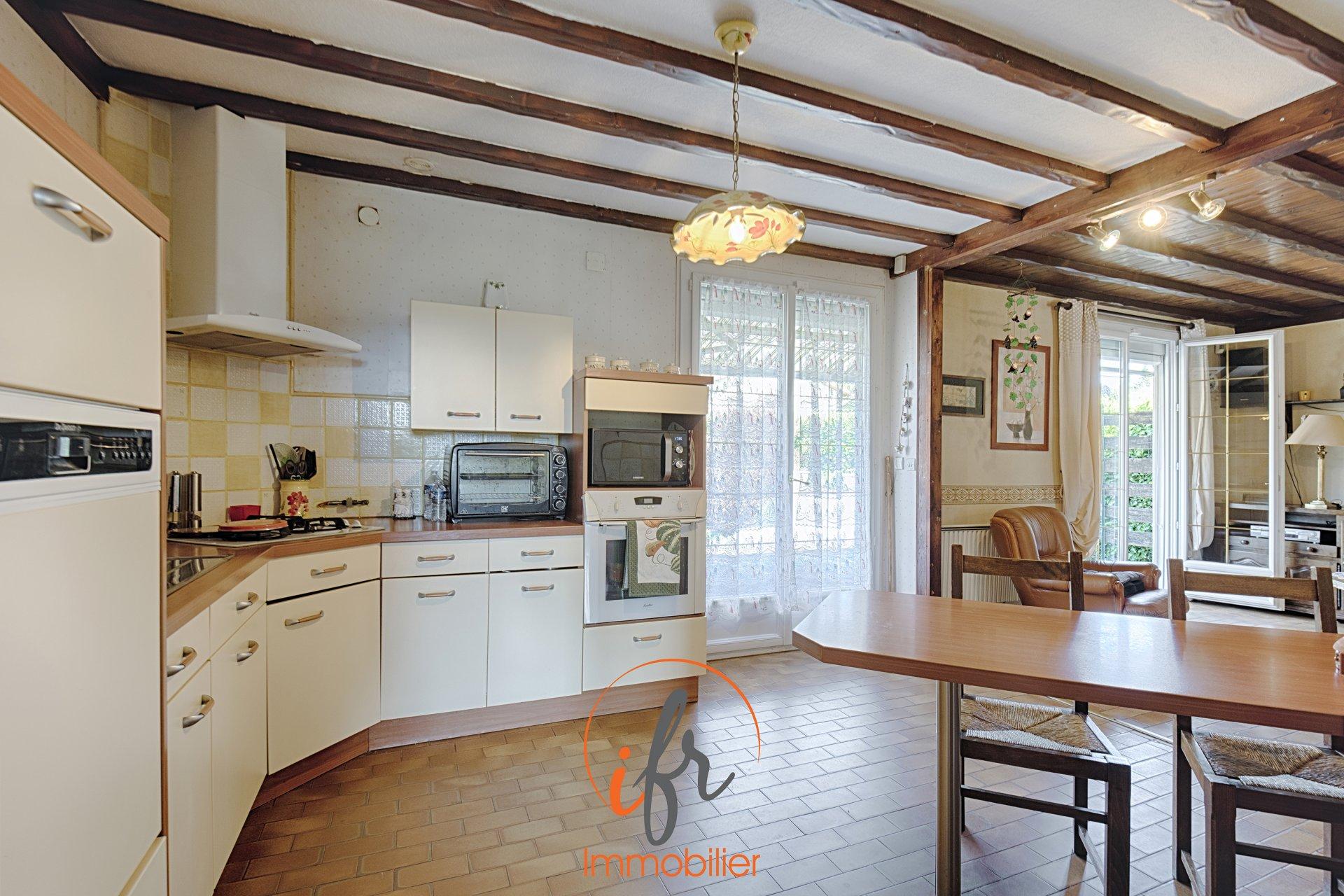 Villa sur sous-sol à Bourgoin-Jallieu (Montbernier)