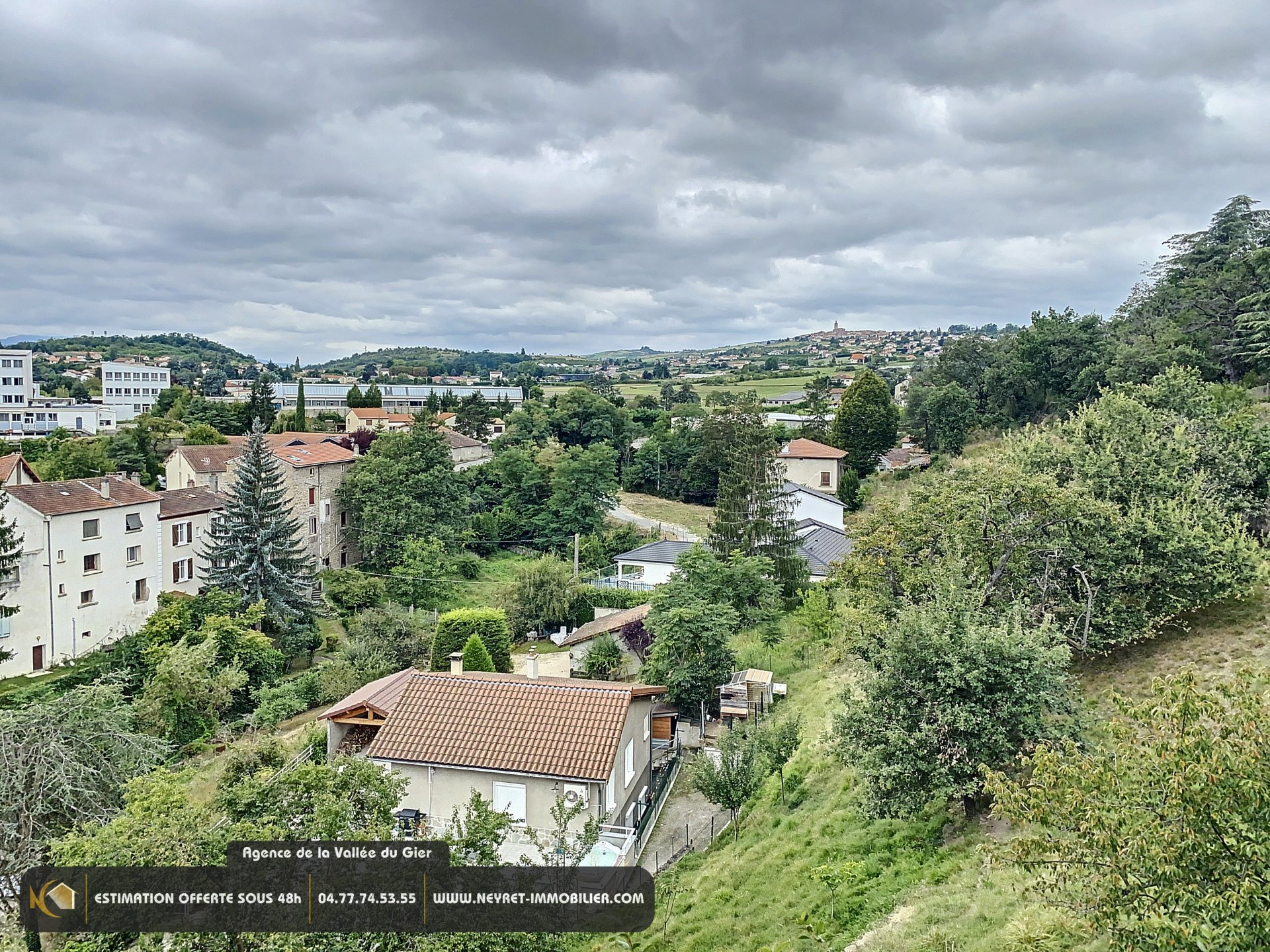 villa avec piscine Saint Martin la plaine