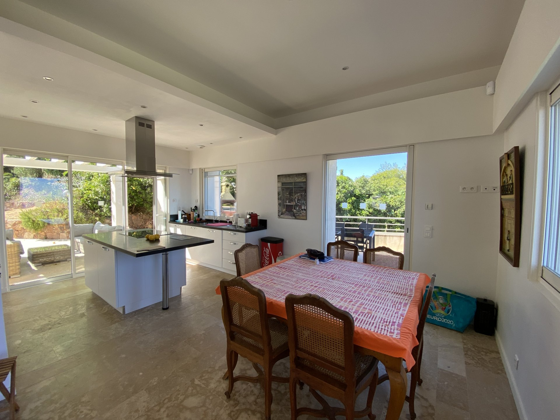 Villa vista mar 4 habitaciones 143 m²