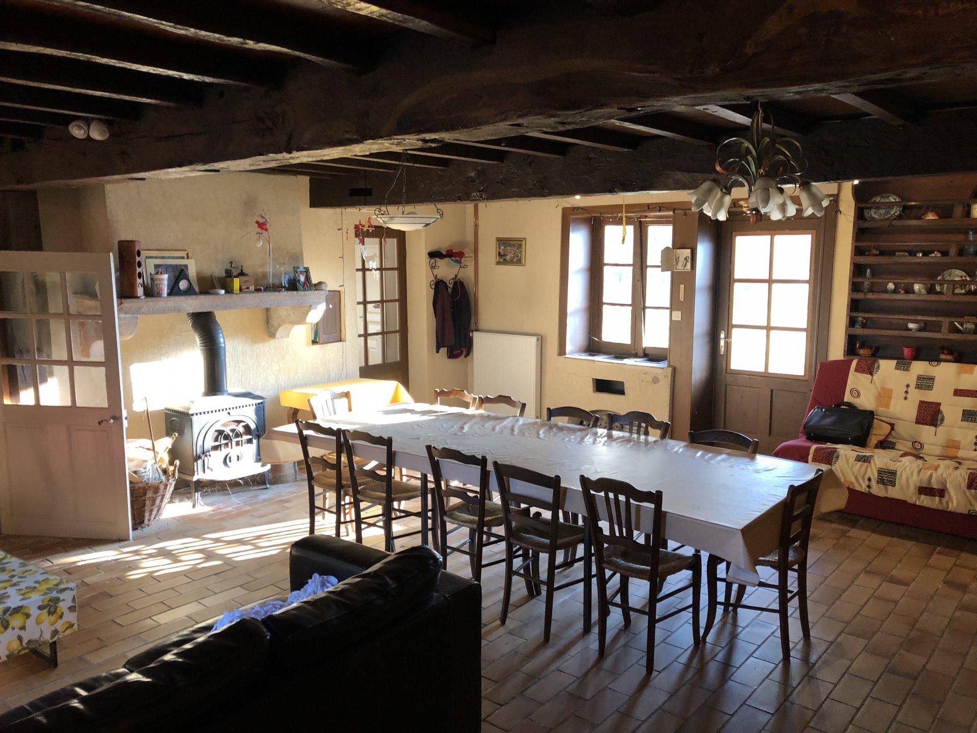 ferme centre village Marboz