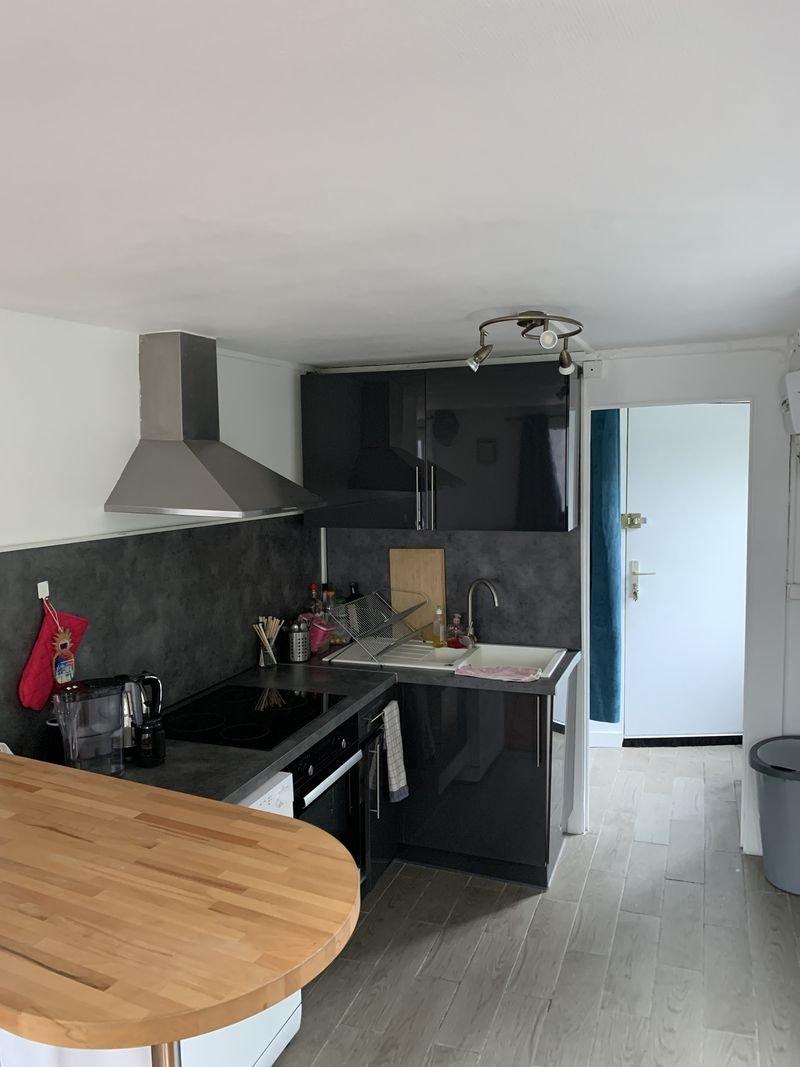 T2 duplex  33 m2 Rouen gare vendu loué