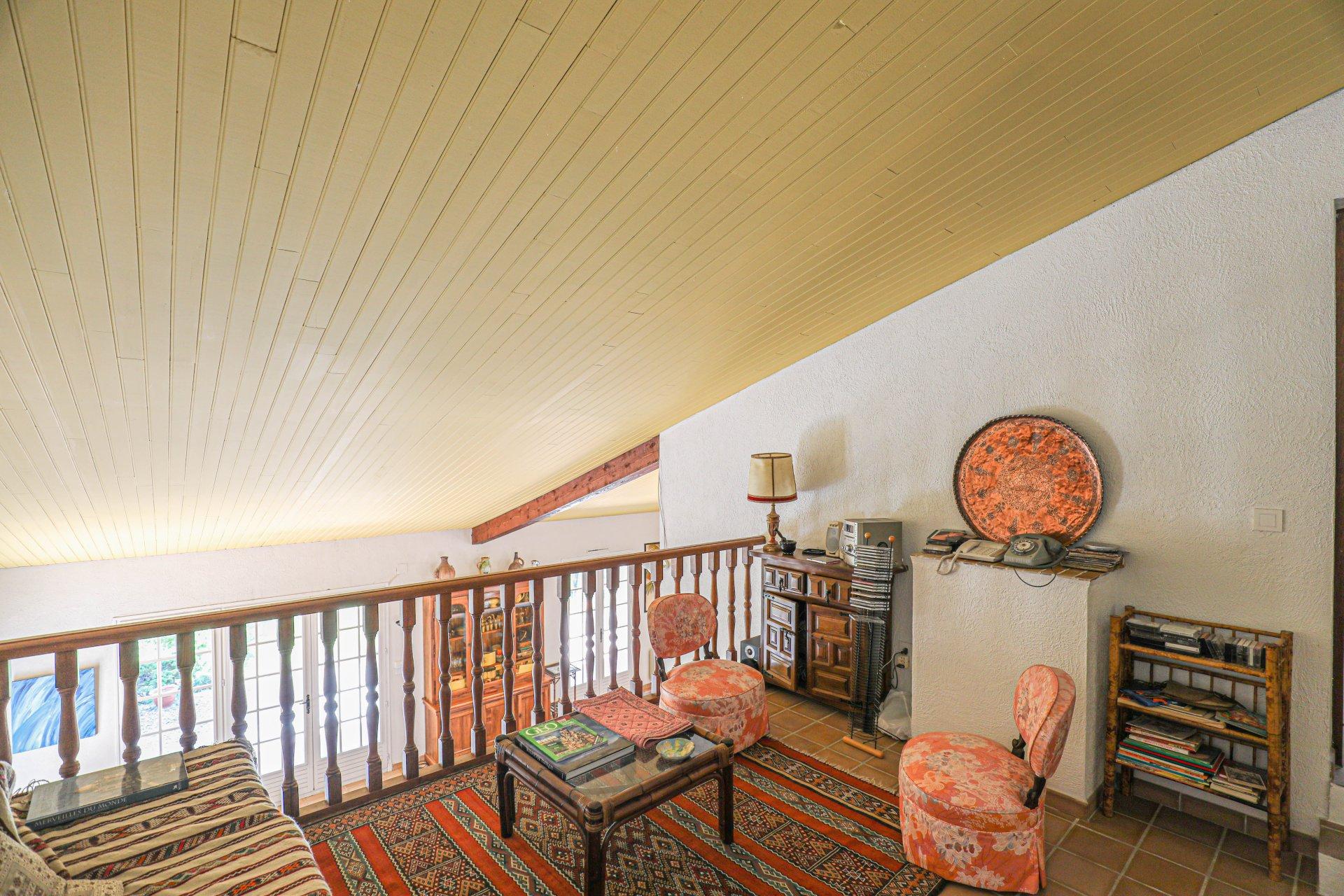 PANORAMA NATURE - Villa T6 de 180m2 Terrain 6840m2 (Piscine) à GRAMBOIS 84240