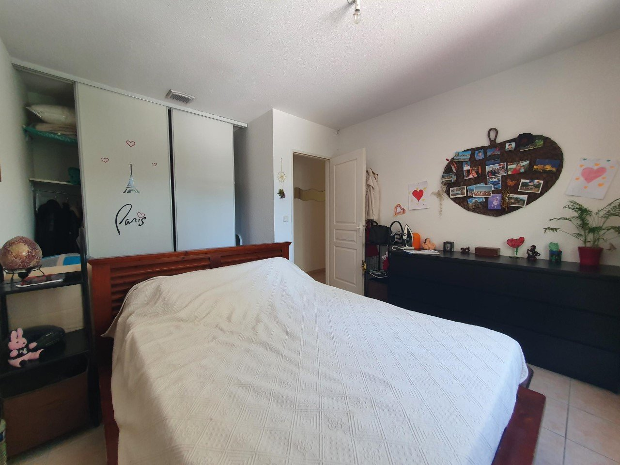 Dpt Hérault (34), à vendre SAINT JEAN DE VEDAS maison P5 de 90 m² - Terrain de 388,00 m² GARAGE