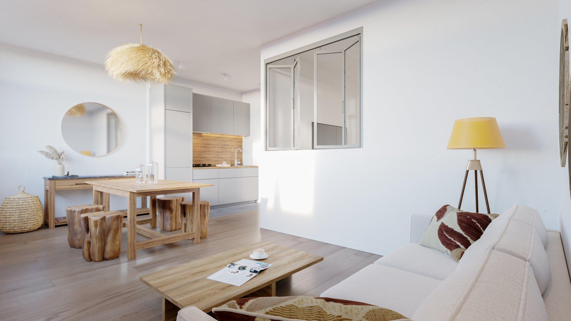 Development Apartment - Marseille 7ème Saint-Victor