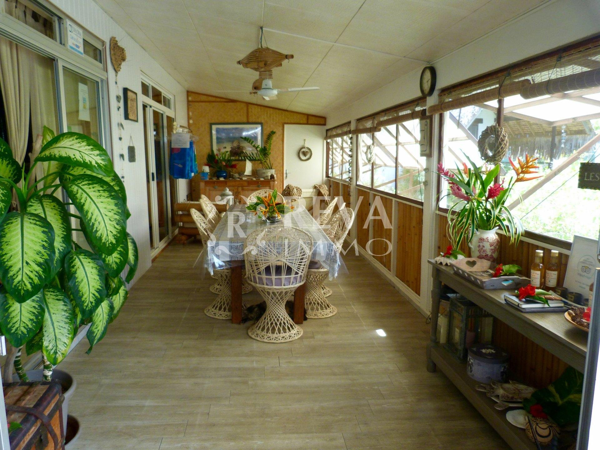 Sale Business assets - Taha'a - French Polynesia