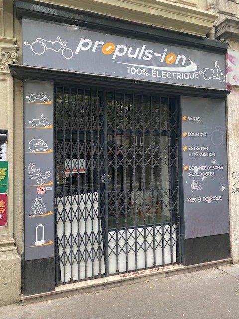 Local à louer Métro République / Jacques Bonsergent