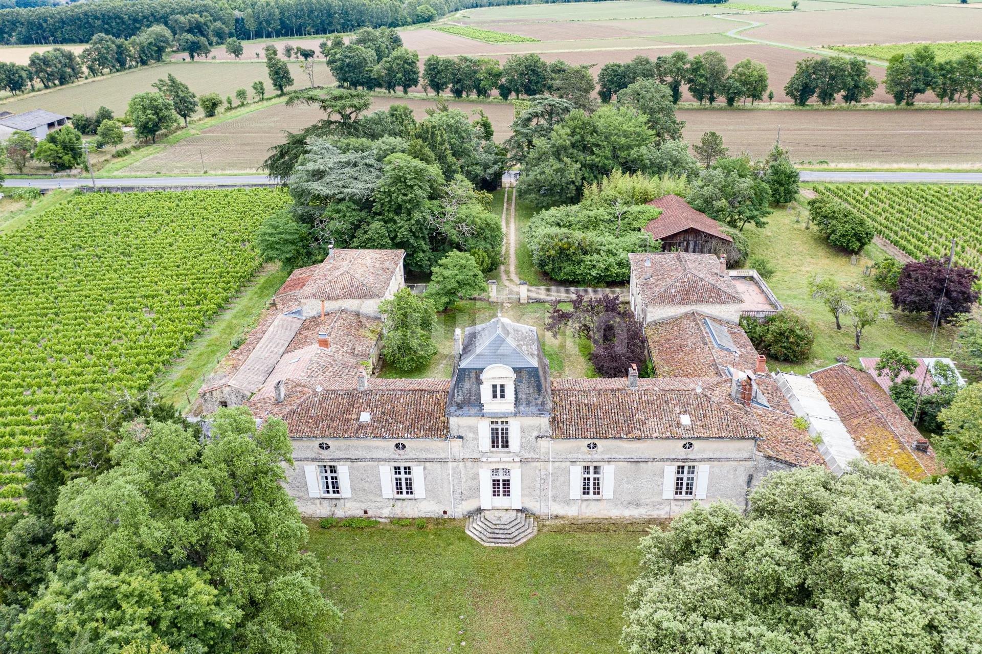 Château à Bordeaux