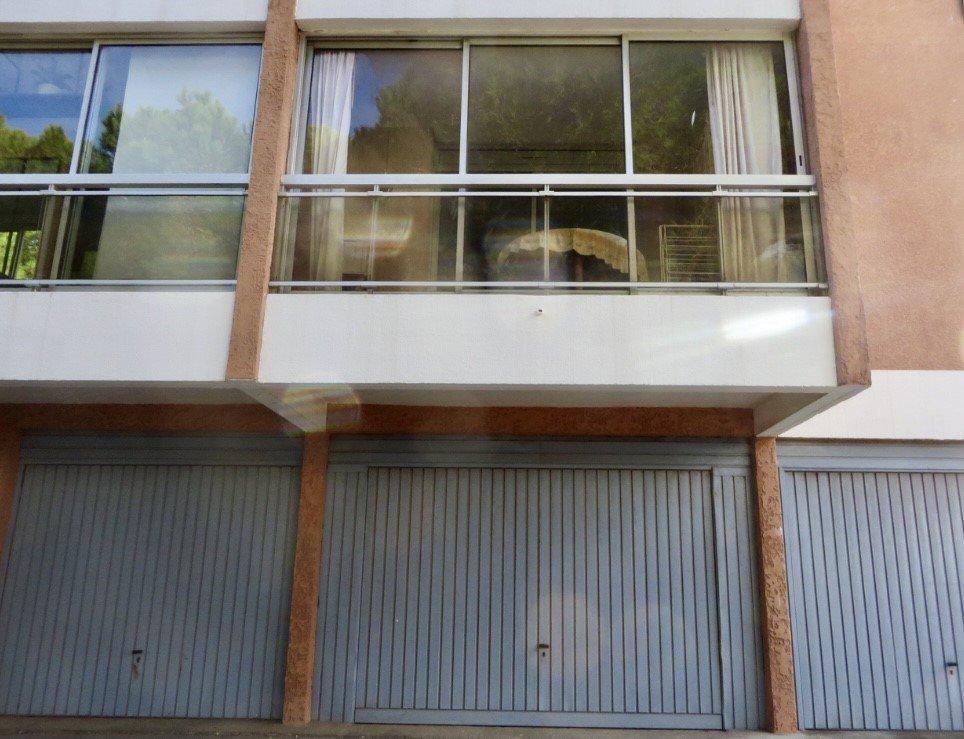 Studio semi-meublé - rénové - Loggia - Garage - Antibes