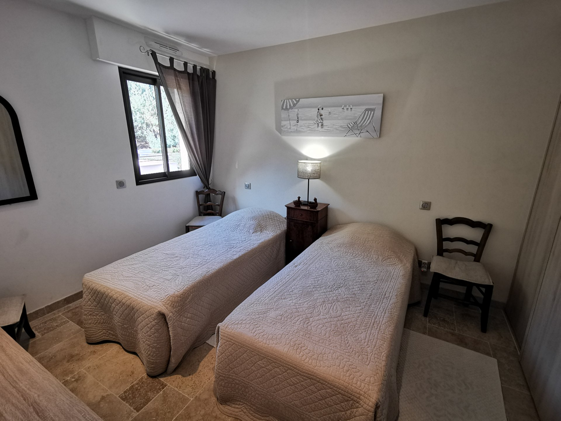 Apartment 3 Rooms Sea View