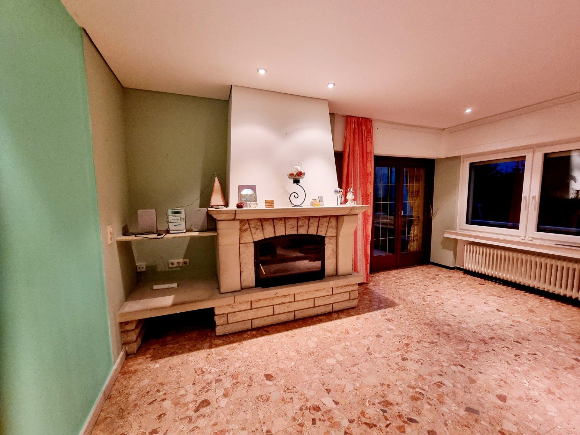 Charmant appartement de 85m composé d'une chambre  situé à Lorentzweiler